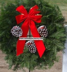 Ft Snelling National Cemetery Wreath, Cemetery wreath, ft snelling wreath, national cemetery wreath, ft snelling national cemetery Christmas wreaths