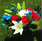 Ft Snelling National Cemetery flowers, ft snelling flowers, national cemetery flowers, national cemetery flower delivery